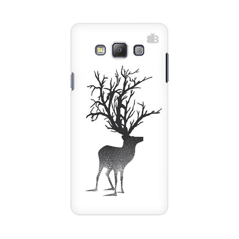 Abstract Deer Samsung On 7  Pro Cover
