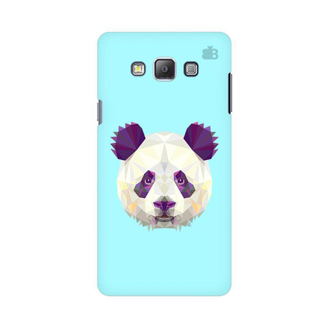 Abstract Panda Samsung On 7  Pro Cover