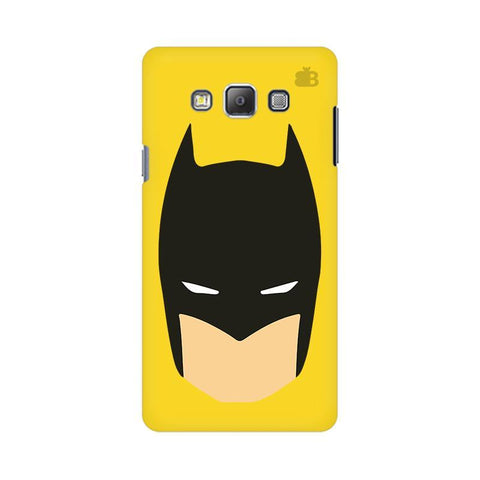 Angry Masked Superhero Samsung On 7  Pro Cover