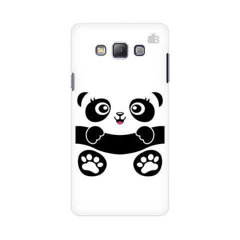 Baby Panda Samsung On 7  Pro Cover