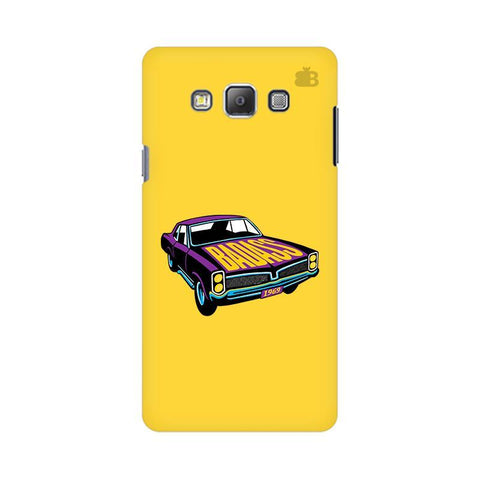Badass Muscle Car Samsung On 7  Pro Cover