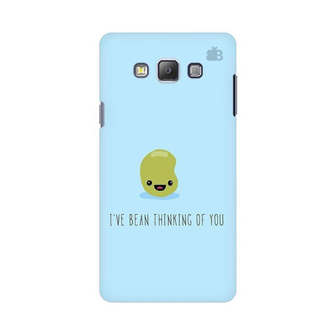 Bean Thinking Samsung On 7  Pro Cover