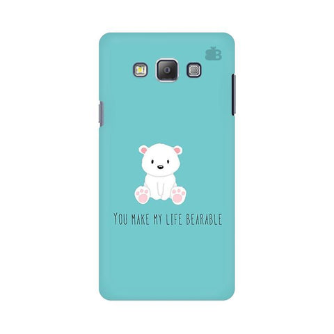 Bearable Samsung On 7  Pro Cover