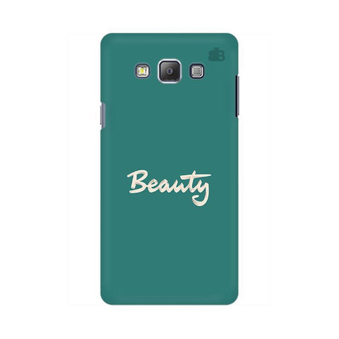 Beauty Samsung On 7  Pro Cover