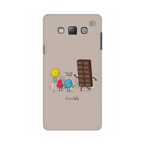 Choco late Samsung On 7  Pro Cover