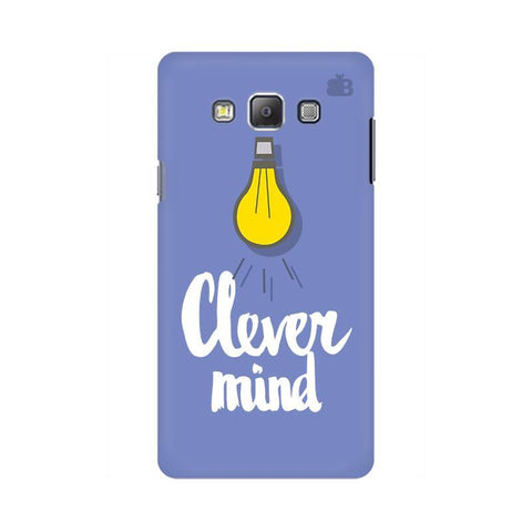 Clever Mind Samsung On 7  Pro Cover