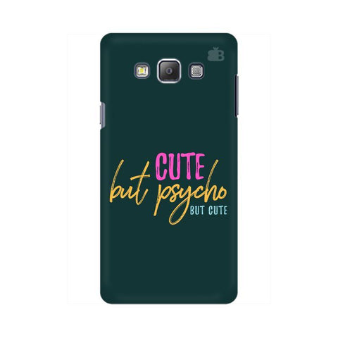 Cute but Psycho Samsung On 7  Pro Cover