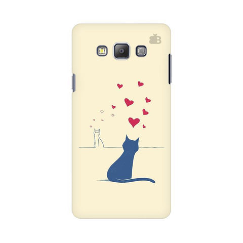 Kitty in Love Samsung On 7  Pro Cover