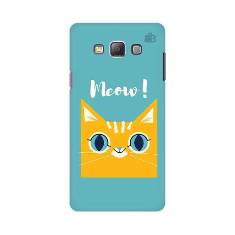 Meow Samsung On 7  Pro Cover