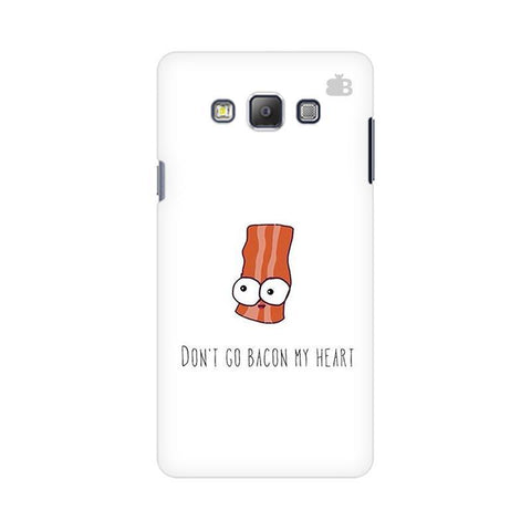 Bacon My Heart Samsung On 7 Cover