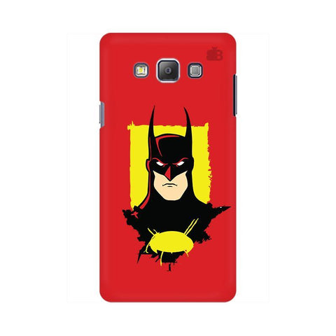 Badass Superhero Samsung On 7 Cover