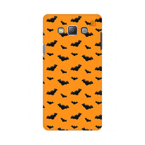 Bats Pattern Samsung On 7 Cover
