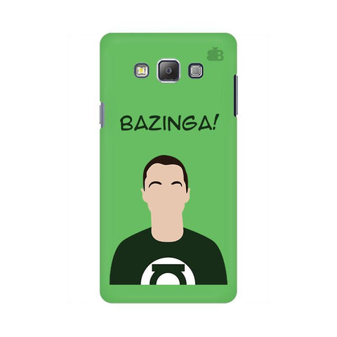 Bazinga Samsung On 7 Cover
