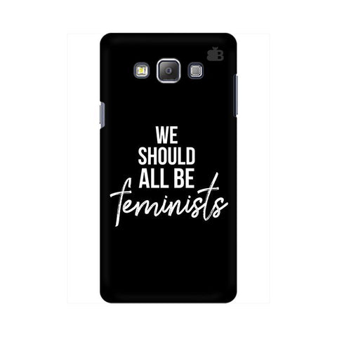 Be Feminists Samsung On 7 Cover