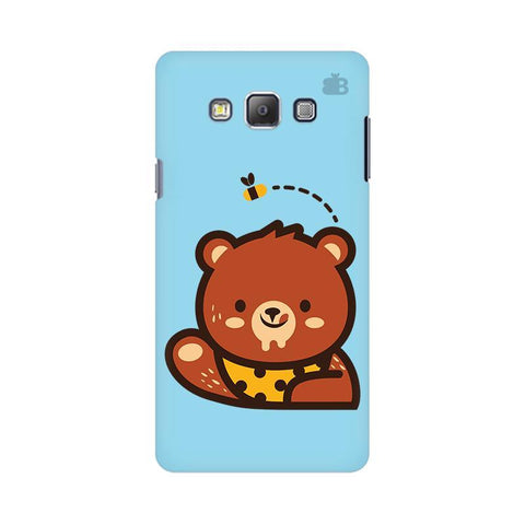 Bear Loves Honey Samsung On 7 Cover