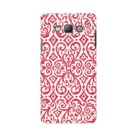 Bright Ikat Art Samsung On 7 Cover