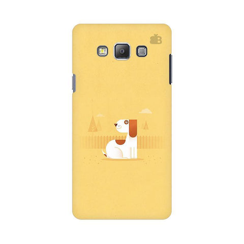 Calm Dog Samsung On 7 Cover