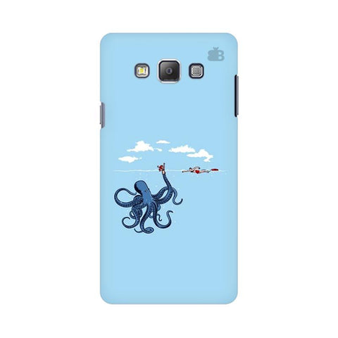 Decepetive Octopus Samsung On 7 Cover
