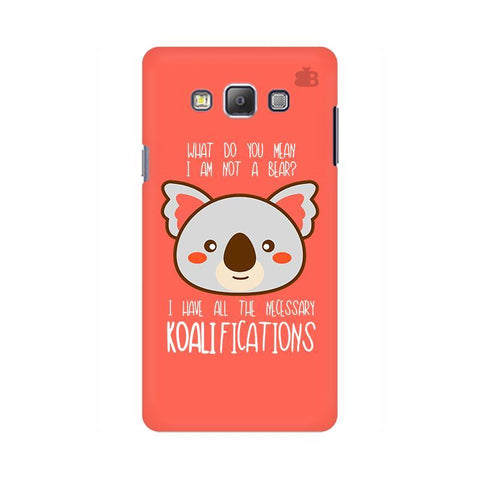Koalifications Samsung On 7 Cover