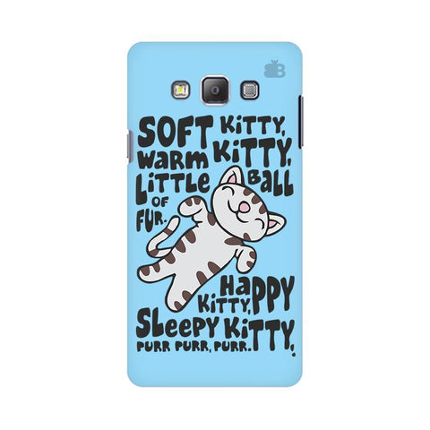 Soft Kitty Samsung On 7 Cover