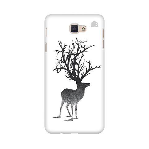 Abstract Deer Samsung On Nxt Cover
