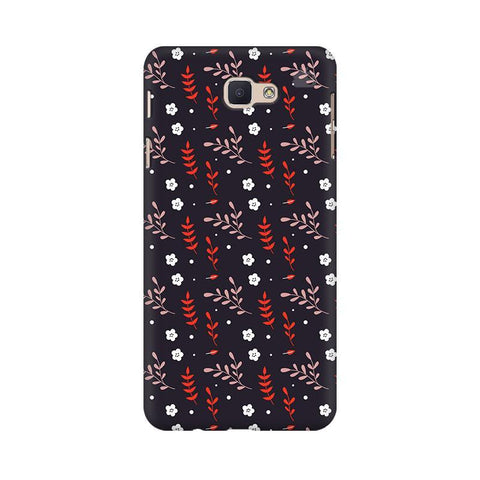 Autumn Floral Pattern Samsung On Nxt Cover