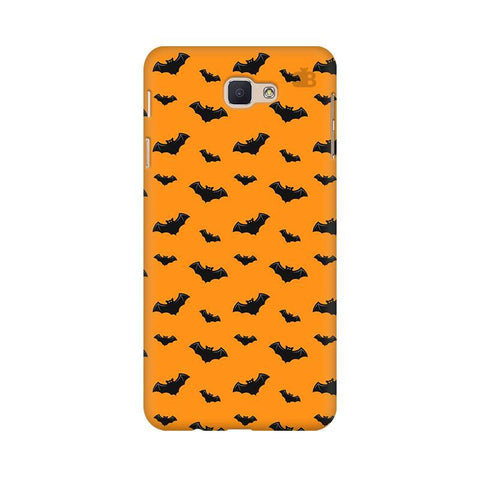 Bats Pattern Samsung On Nxt Cover
