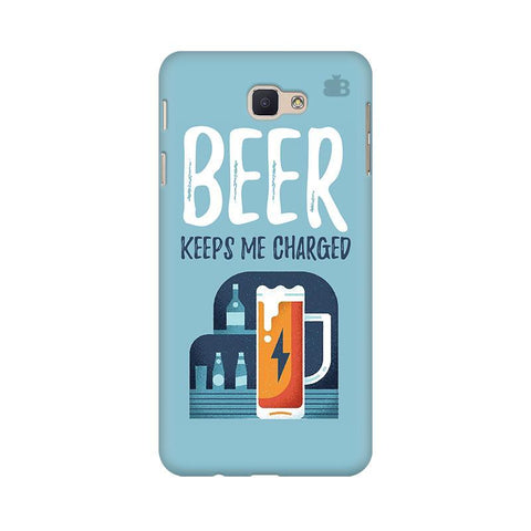 Beer Charged Samsung On Nxt Cover