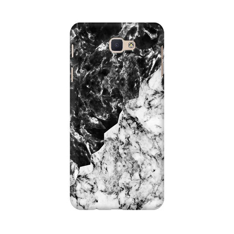 Black White Marble Samsung On Nxt Cover