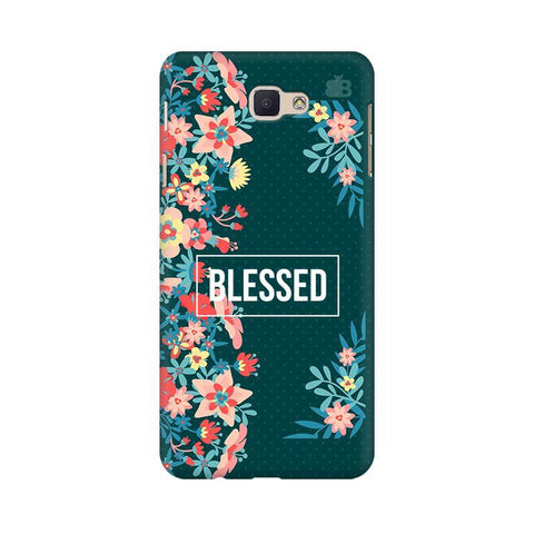 Blessed Floral Samsung On Nxt Cover