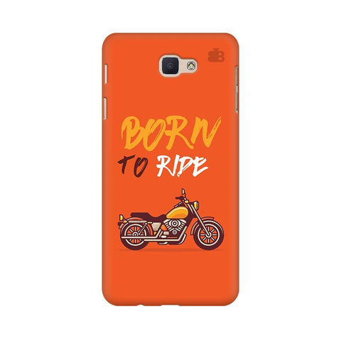 Born to Ride Samsung On Nxt Cover