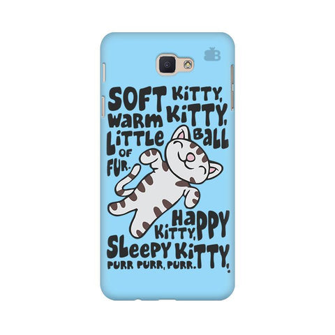 Soft Kitty Samsung On Nxt Cover
