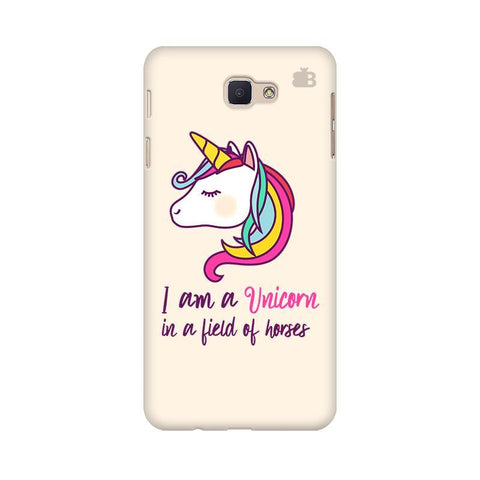 Unicorn in Horses Samsung On Nxt Cover