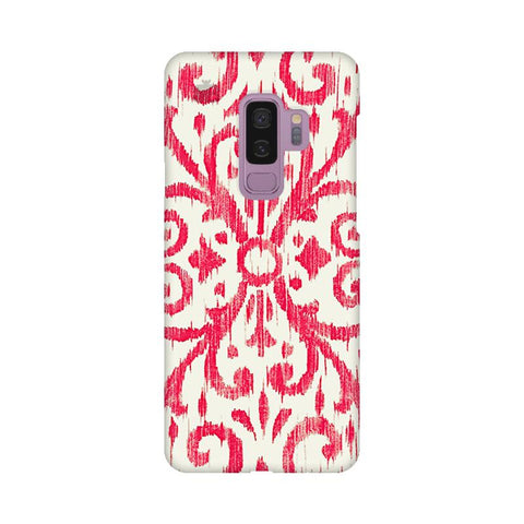 Bright Ikat Art Samsung S9 Plus Cover