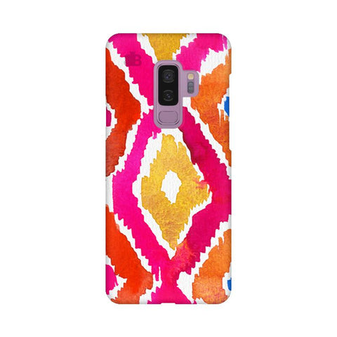 Colorful Ikat Samsung S9 Plus Cover