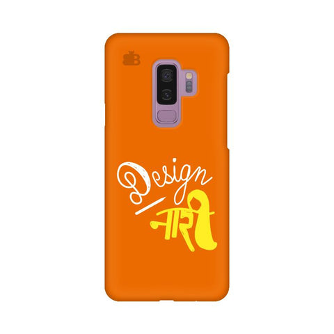 Design Naari Samsung S9 Plus Cover