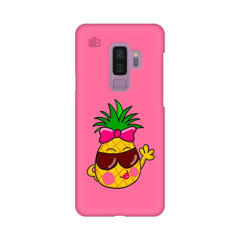 Funky Pineapple Samsung S9 Plus Cover