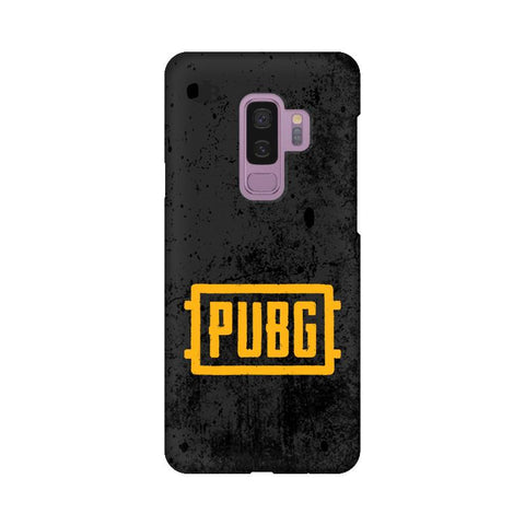 PUBG Samsung S9 Plus Cover