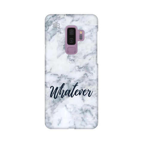 Whatever Samsung S9 Plus Cover