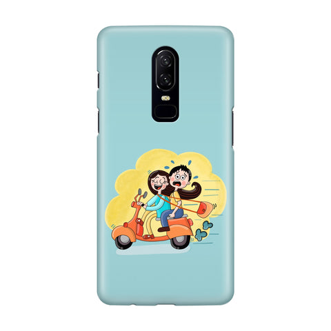 Sister Ride Phone Cover