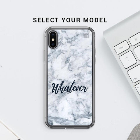 Whatever Soft Phone Cover