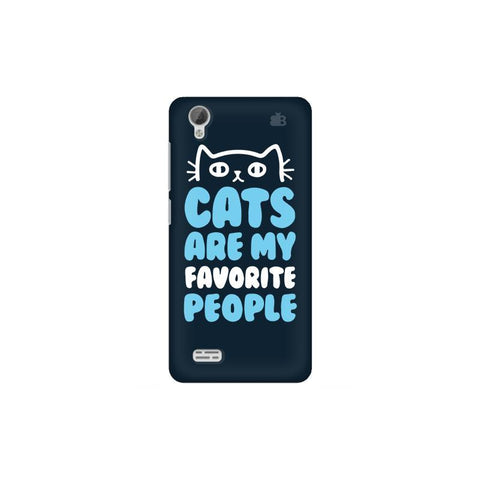 Cats favorite People Vivo 31L Phone Cover