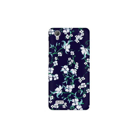 Dogwood Floral Pattern Vivo 31L Phone Cover