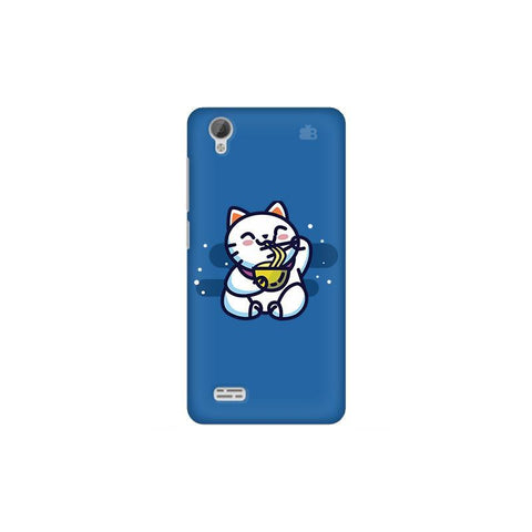 KItty eating Noodles Vivo 31L Phone Cover