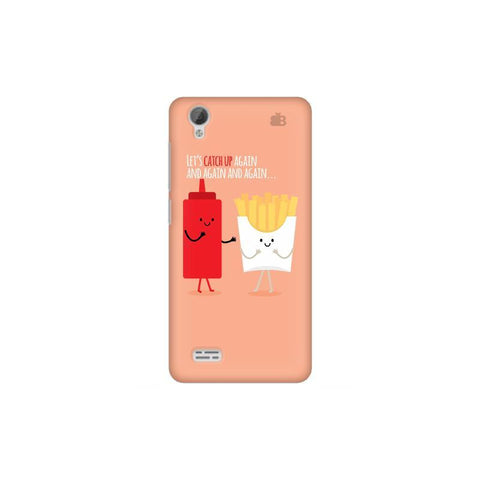 Let's Catch Up Vivo 31L Phone Cover