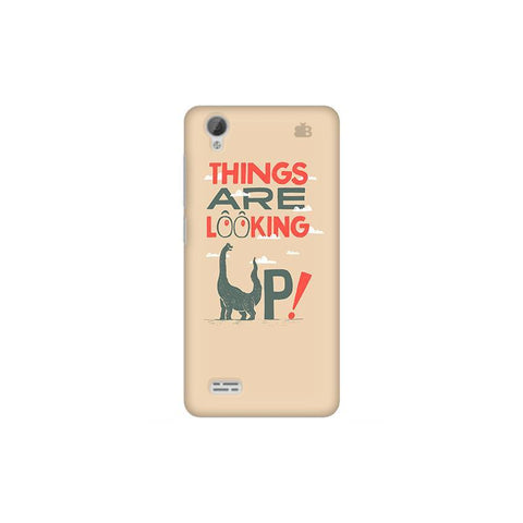 Things are looking Up Vivo 31L Phone Cover