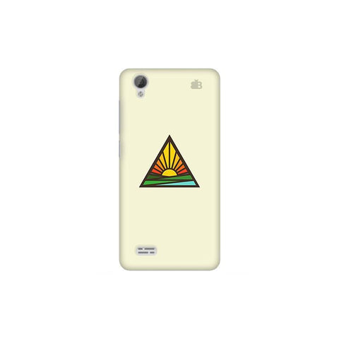 Triangular Sun Vivo 31L Phone Cover