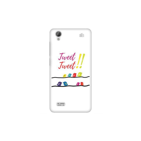 Tweet Tweet Vivo 31L Phone Cover