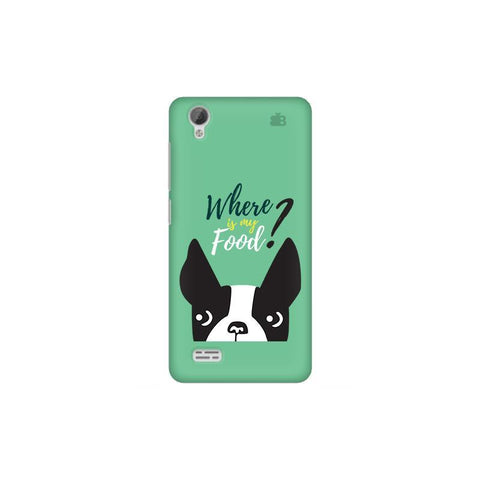 Where is my Food Vivo 31L Phone Cover