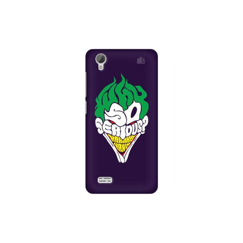 Why So Serious Vivo 31L Phone Cover